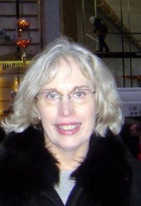 US author and poet Val Nieman