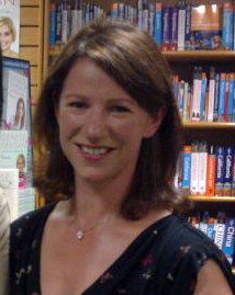 Author of The Girl Who Came Home - A Titanic Novel