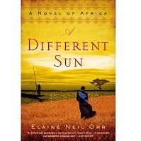 A Different Sun Cover by Elaine Neil Orr-sq-200