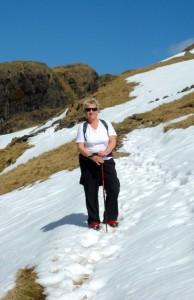 April 2013 - me in snow