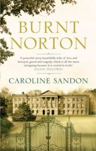 Caroline Sandon Burnt Norton
