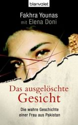 German translation of Il Volto Cancellato by Fakhra Younas