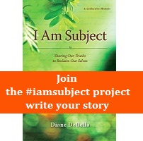 I Am Subject by US Author Diane DeBella