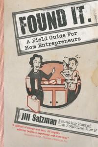 Cover of Jill Salzman's book Found It