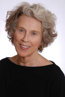 Author Dr. Joan Steinau Lester, photographed by Irene Young