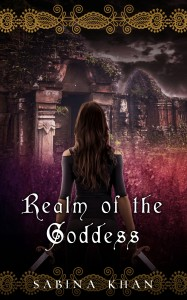 Realm of the Goddess - eBook Cover