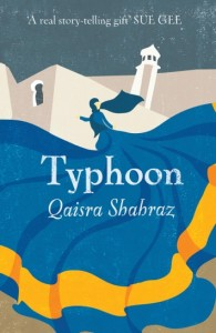 Qaisra's novel Typhoon