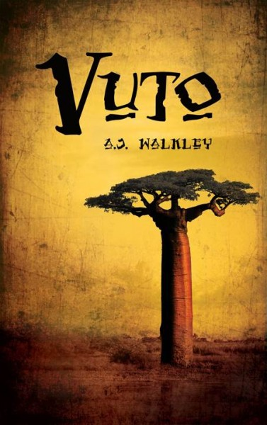 """Vuto,"" A.J. Walkley's third book"