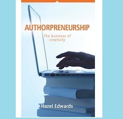 Hazel Edwards' book on Authorpreneurship