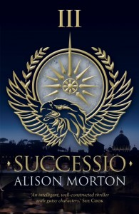 Successio, Novel by Alison Morton